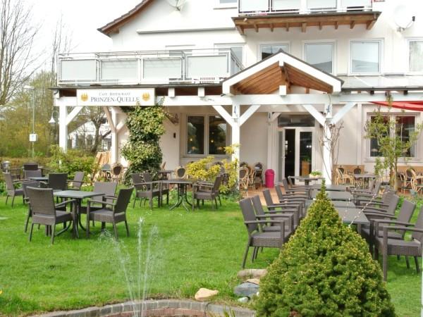 cafe restaurant prinzenquelle essen und trinken in kassel und nordhessen. Black Bedroom Furniture Sets. Home Design Ideas