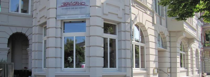 baccano ristorante essen und trinken in kassel und nordhessen. Black Bedroom Furniture Sets. Home Design Ideas